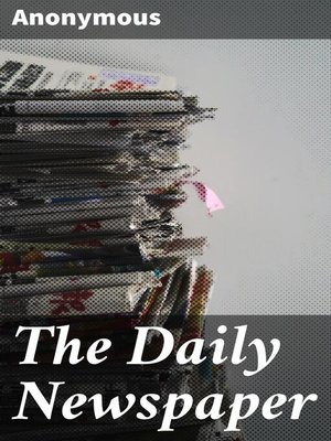 cover image of The Daily Newspaper