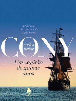 cover image of Um capitão de quinze anos