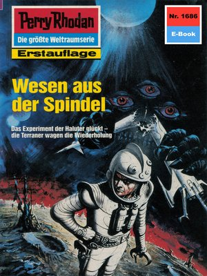 cover image of Perry Rhodan 1686