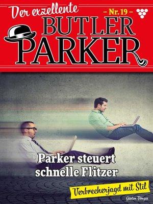 cover image of Der exzellente Butler Parker 19 – Kriminalroman