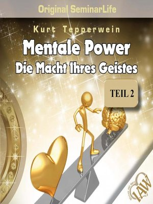 cover image of Mentale Power