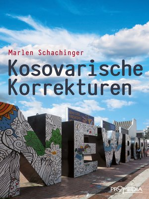 cover image of Kosovarische Korrekturen