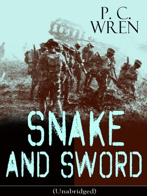 cover image of SNAKE AND SWORD (Unabridged)