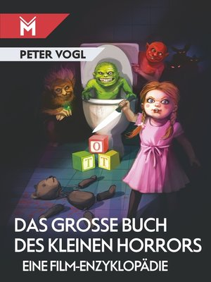 cover image of Das große Buch des kleinen Horrors