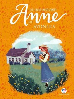 cover image of Anne de Avonlea