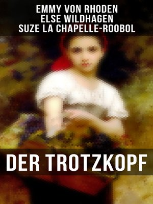 cover image of Der Trotzkopf