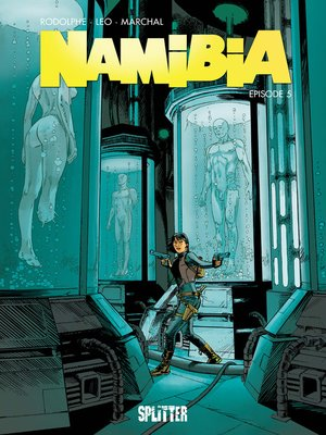 cover image of Namibia. Band 5