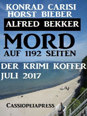 cover image of Mord auf 1192 Seiten
