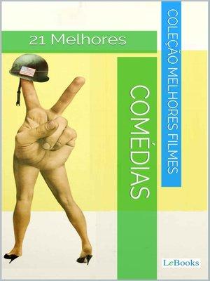 cover image of As 21 melhores comédias