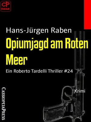 cover image of Opiumjagd am Roten Meer