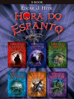 cover image of Box hora do espanto--Série II