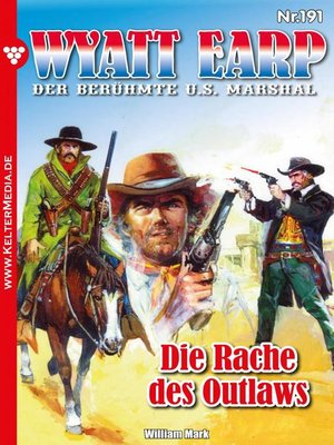 cover image of Wyatt Earp 191 – Western