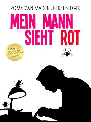 cover image of Mein Mann sieht rot