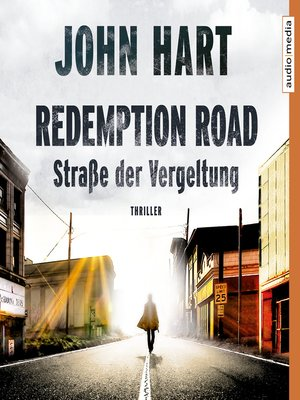 cover image of Redemption Road – Straße der Vergeltung