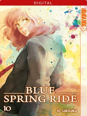 cover image of Blue Spring Ride 10