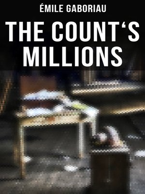 cover image of THE COUNT'S MILLIONS
