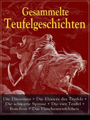 cover image of Gesammelte Teufelgeschichten