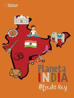 cover image of Planeta india