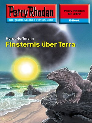cover image of Perry Rhodan 2470