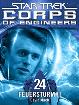 cover image of Star Trek--Corps of Engineers 24