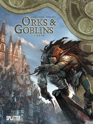 cover image of Orks & Goblins. Band 4