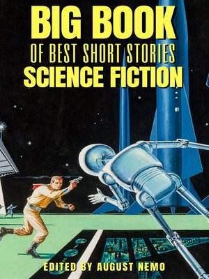 cover image of Big Book of Best Short Stories--Specials--Science Fiction