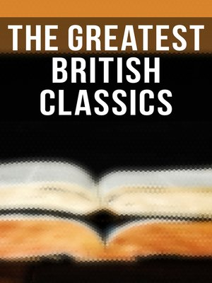 cover image of The Greatest British Classics