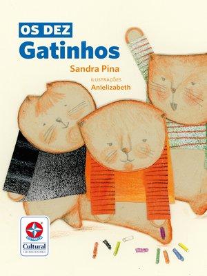 cover image of Os dez gatinhos