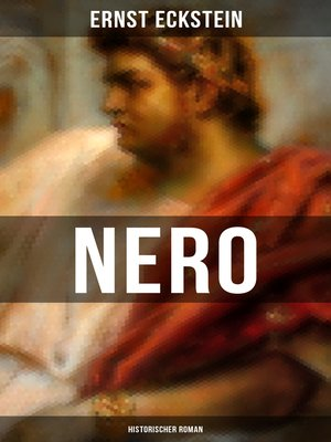 cover image of NERO (Historischer Roman)