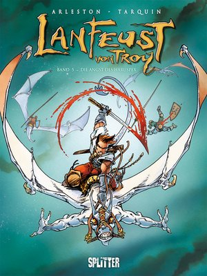cover image of Lanfeust von Troy. Band 5