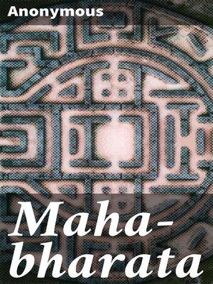 cover image of Maha-bharata