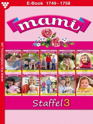 cover image of Mami Staffel 3 – Familienroman