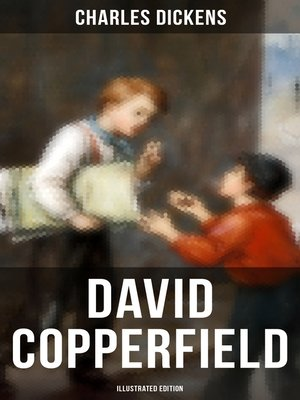 cover image of David Copperfield (Illustrated Edition)
