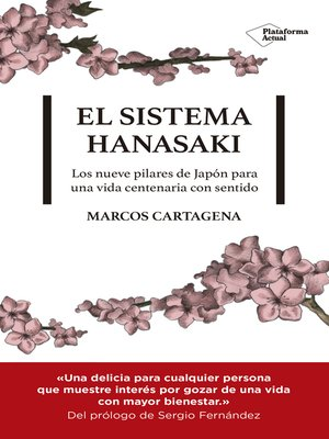 cover image of El sistema Hanasaki