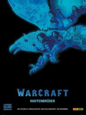 cover image of Warcraft--Waffenbrüder