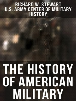 cover image of The History of American Military