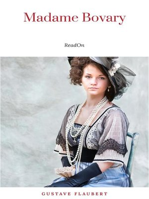 cover image of Bibliolycée--Madame Bovary de Gustave Flaubert