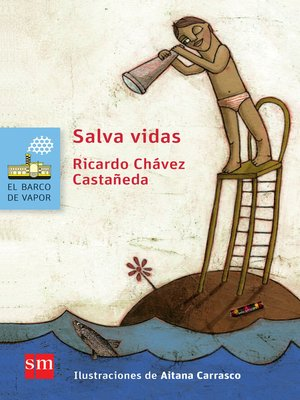 cover image of Salvavidas