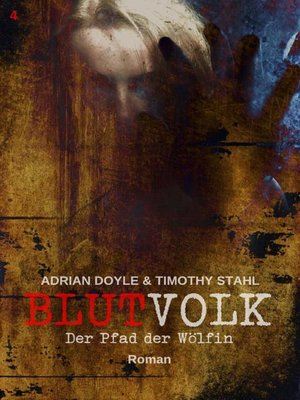 cover image of BLUTVOLK, Band 4