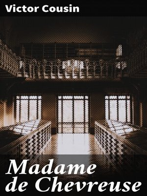 cover image of Madame de Chevreuse