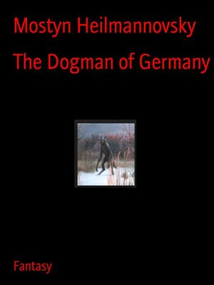 cover image of The Dogman of Germany