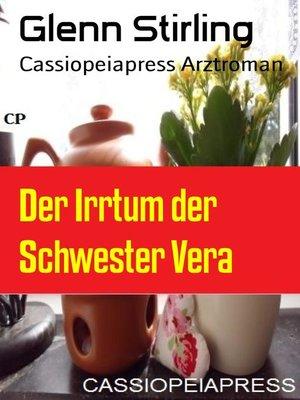cover image of Der Irrtum der Schwester Vera