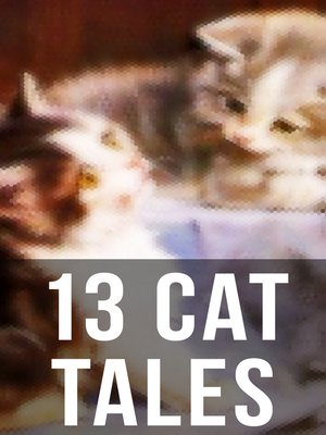 cover image of 13 Cat Tales