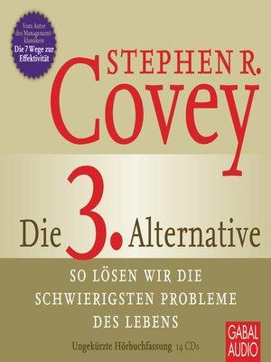 cover image of Die 3. Alternative