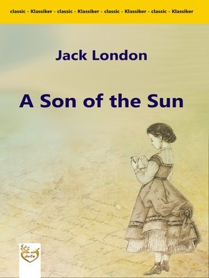 cover image of A Son of the Sun