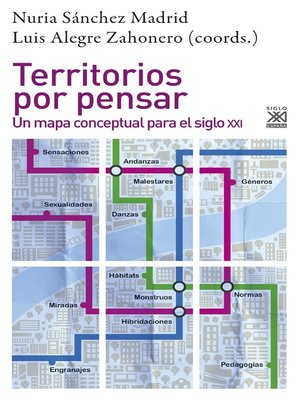 cover image of Territorios por pensar