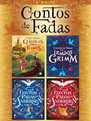 cover image of Contos de fadas