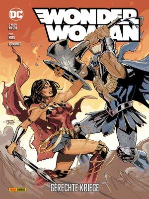 cover image of Wonder Woman--Gerechte Kriege