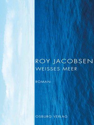 cover image of Weißes Meer