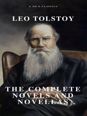 cover image of Leo Tolstoy